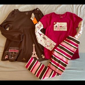 Gymboree size 7 lot
